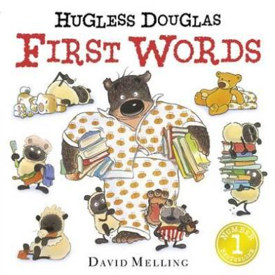 Hugless Douglas First Words by David Melling