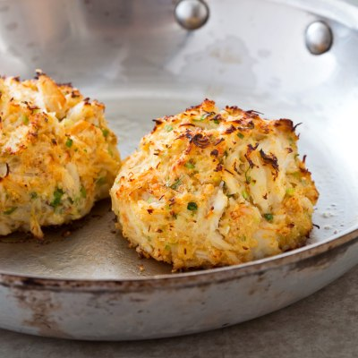 Maryland Crab Cakes—Pan-Fried Crab Cakes with Old Bay Seasoning | America's Test Kitchen