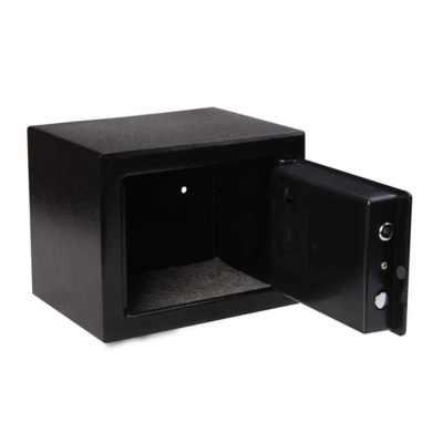 HOMCOM Electronic Digital Safe Box Keypad Lock Security Jewelry Cash Storage   eBay