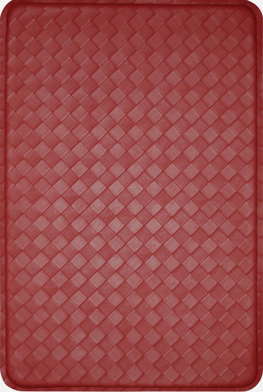 cushioned kitchen floor mats Modern Indoor Cushion Kitchen Rug Anti Fatigue Floor