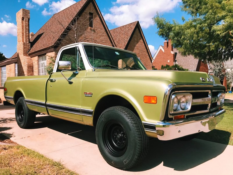 GMC Pickup Classics for Sale   Classics on Autotrader 1972 GMC Pickup