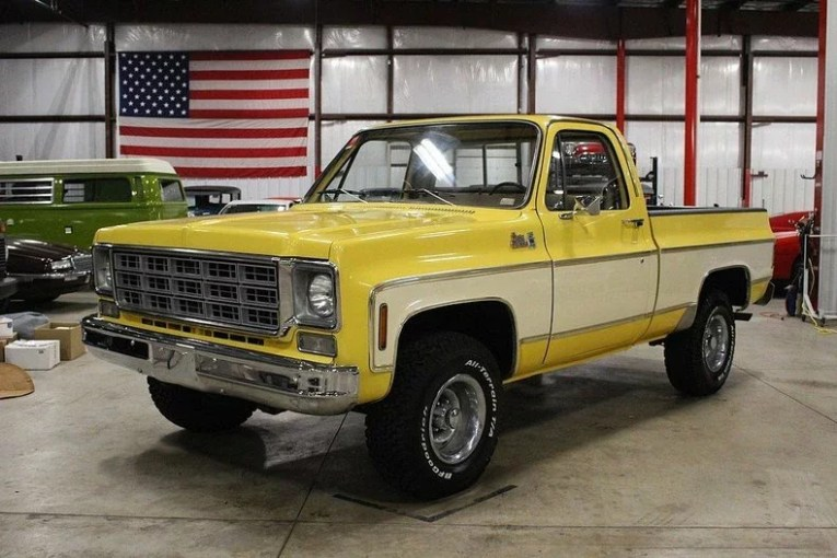 GMC Pickup Classics for Sale   Classics on Autotrader 1977 GMC Pickup for sale 100977089