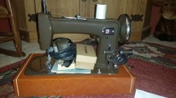 Small Of Montgomery Ward Sewing Machine