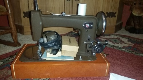 Medium Of Montgomery Ward Sewing Machine