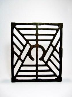 Picture Art Nouveau Cast Iron Trivet Collectors Weekly What Is A Tea Trivet What Is A Trivet Pad