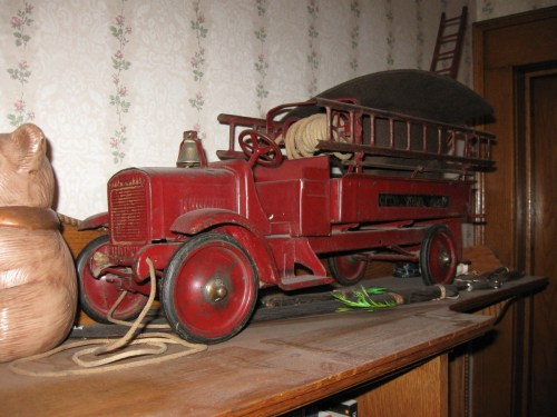 Medium Of Toy Fire Trucks