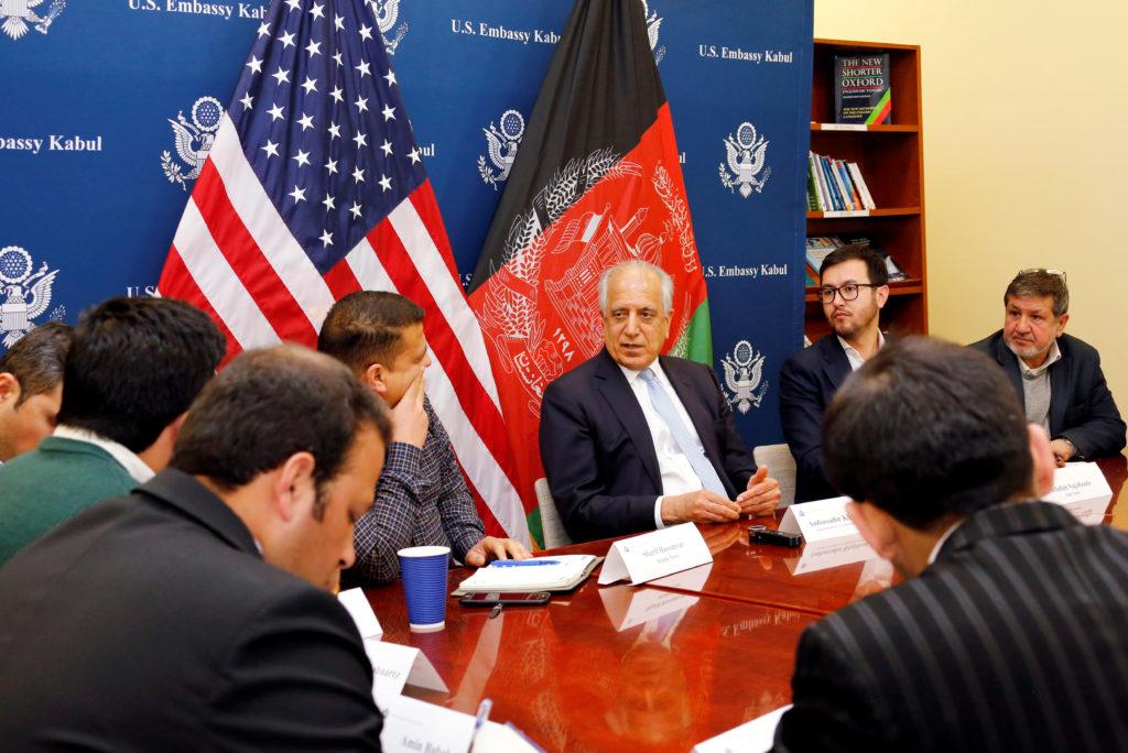 Image result for afghanistan peace talks