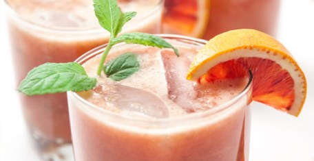 Blood Orange Mojitorecipe