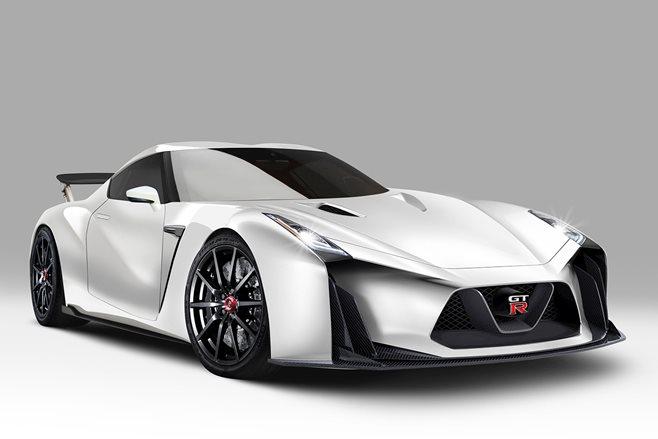 Next Generation Nissan GT-R R36 Concept