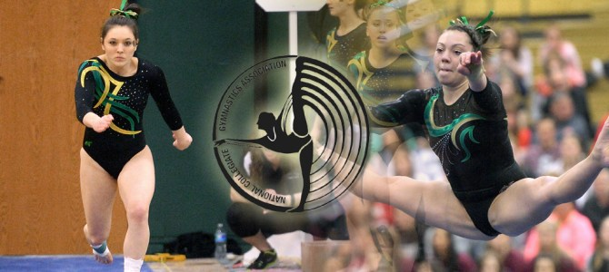 Sklenar and Kowalik Sweep NCGA East Gymnast of the Week Honors