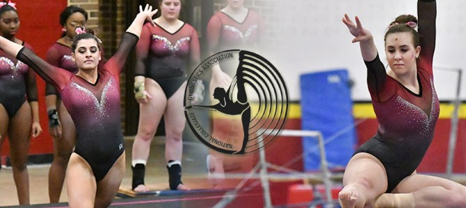 Puryear and Haas Garner NCGA East Gymnast of the Week Honors