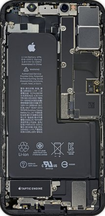 iPhone XS Teardown Wallpapers | iFixit