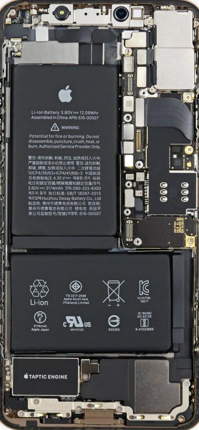 iPhone XS Teardown Wallpapers   iFixit