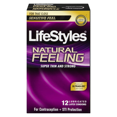 Buy Lifestyles Natural Feeling Condoms at Well.ca | Free ...