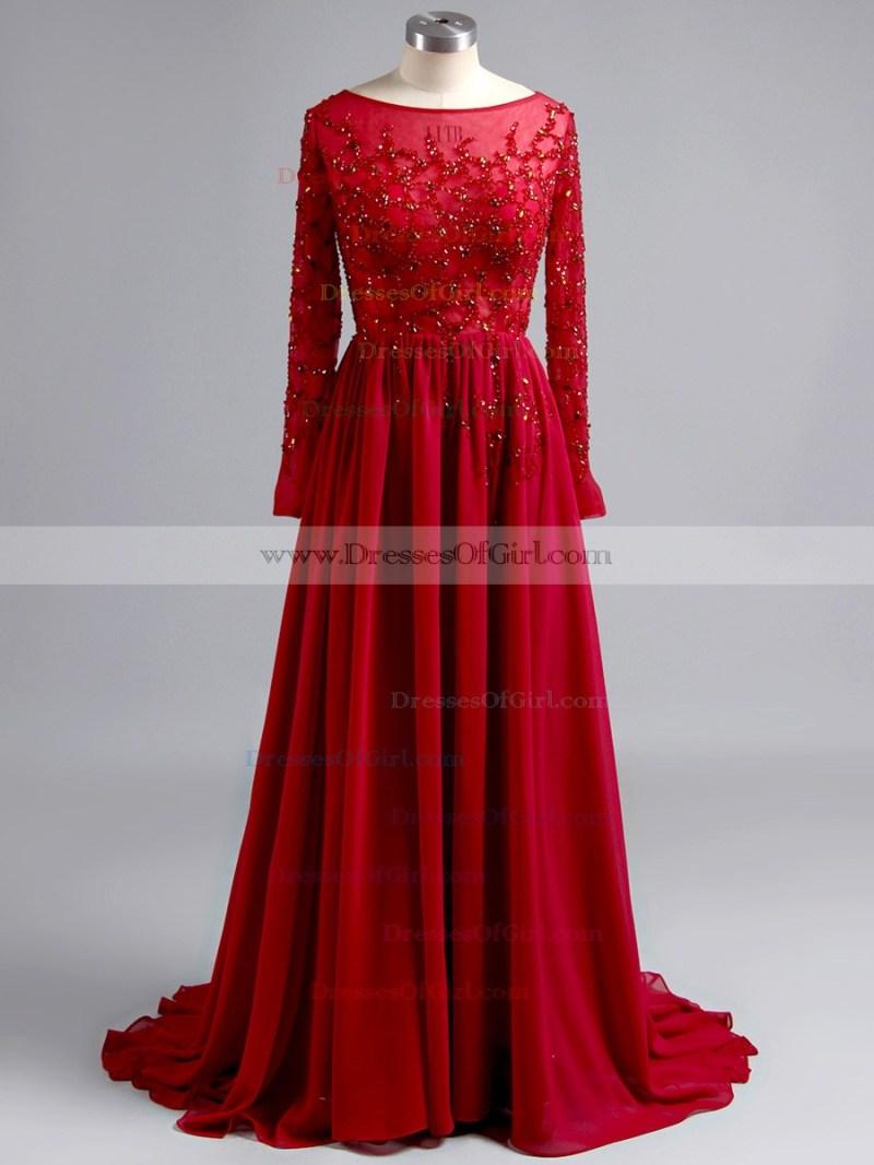 Large Of Long Sleeve Prom Dress