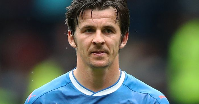 Joey Barton: In hot water