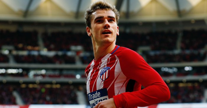 Atletico star Antoine Griezmann hints at future transfer move Atletico Madrid forward Antoine Griezmann has made himself