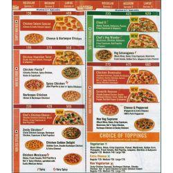 Small Crop Of Dominos Menu Prices