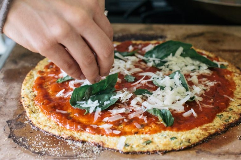 Paleo Easy Homemade Pizza Dough