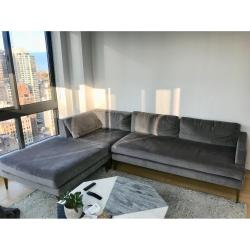 Small Of West Elm Sectional