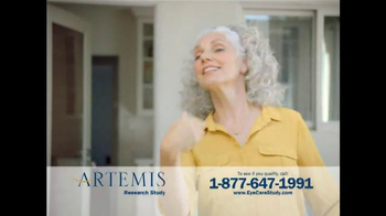 Artemis Research Study TV Commercial, 'Dropless Therapy' - iSpot.tv