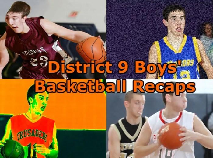 Boys Basketball Recaps 3