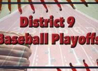 D9 Baseball Playoffs