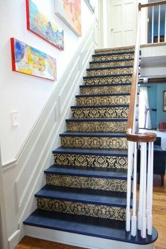 Home Ideas: Decorative Stair Risers - Preloved UK