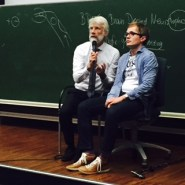College met collega prof. Erik Scherder (2015)
