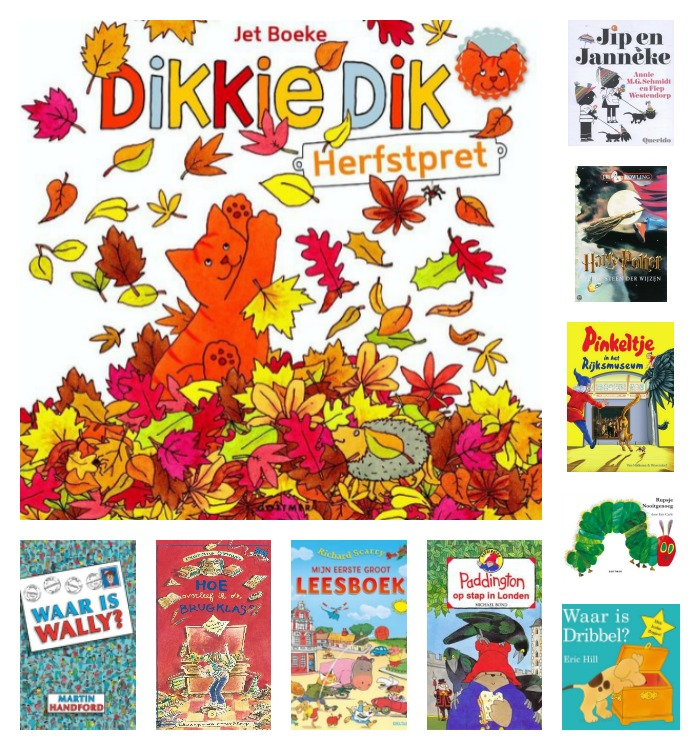 10x Toffe boeken voor ouder en kind