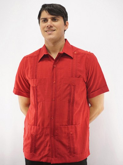 guayabera-2440-red