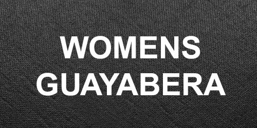 Womens Guayabera