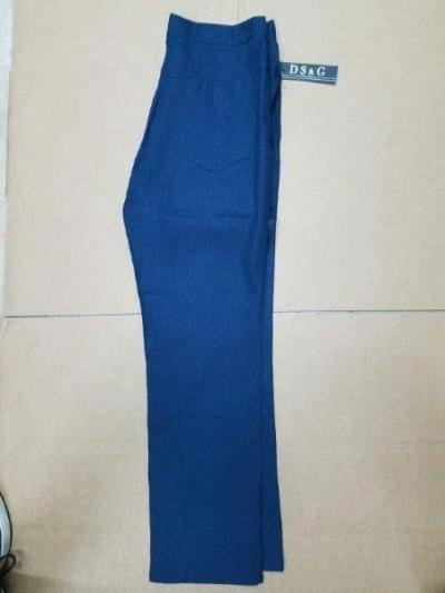 9000 Navy Jean back view