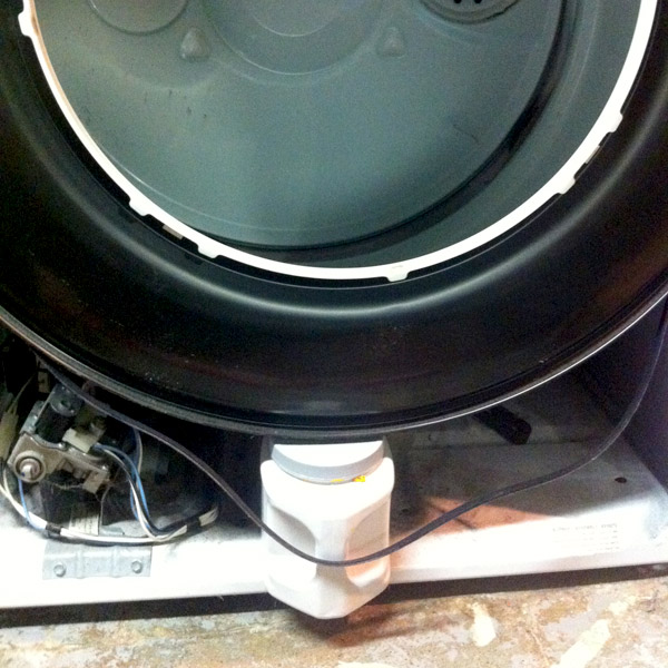 Dryer Drum Belt Replacement