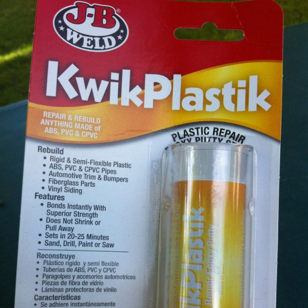 J-B Weld KwikPlastic
