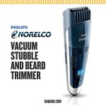 Phillips Norelco Vacuum Beard Trimmer QT4070