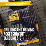 RYOBI Drilling and Driving Accessory Kit