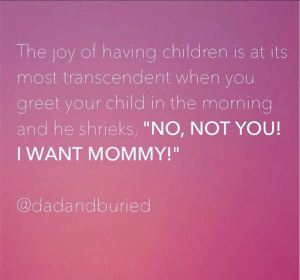 parenting, meme, second favorite, preferential treatment, moms, dads, fatherhood, kids, children, dad and buried, mike julianelle, dad bloggers, mommy bloggers, dad and buried