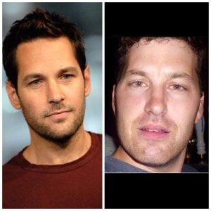 Someone on Twiter dadandburied! compared me to Paul Rudd todayhellip