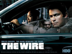 TheWire 300x225 Who Cried and Made Me King?