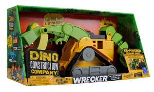 dinosaurs, toys, play, dino construction company, educational insights, learning, parenting, dad bloggers, funny, moms, kids, toddlers, trucks, product review, sponsored post, T Rex