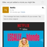 Why you don't give out your Netflix password...