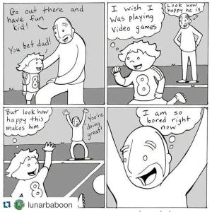 Repost from lunarbaboons endless collection of awesome comics This oneshellip