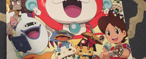 yokaiwatch, imagination, hasbro, sponsored, parenting, dad and buried, funny, humor, dad bloggers, mommy bloggers, motherhood, fatherhood, winter, stress, kids, family, entertainment, boredom, fun, outside, lifestyle, cold, activities, mike julianelle, dads, moms, children