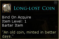 Long-lostCoin
