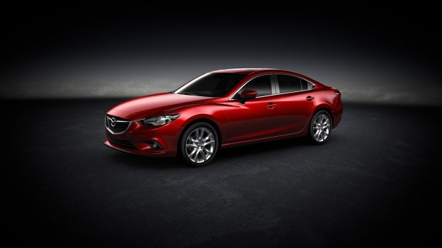 Mazda 6 ( @MazdaUSA )-Driving in Luxury For A Good Price
