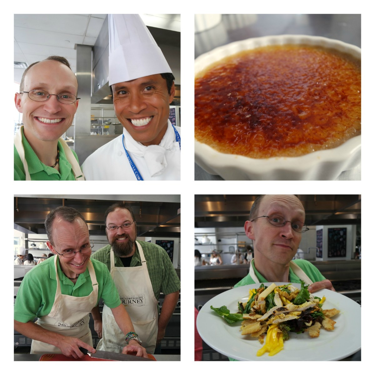 Cooking at Le Cordon Bleu - A Dream Come True! #100FootJourneyEvent