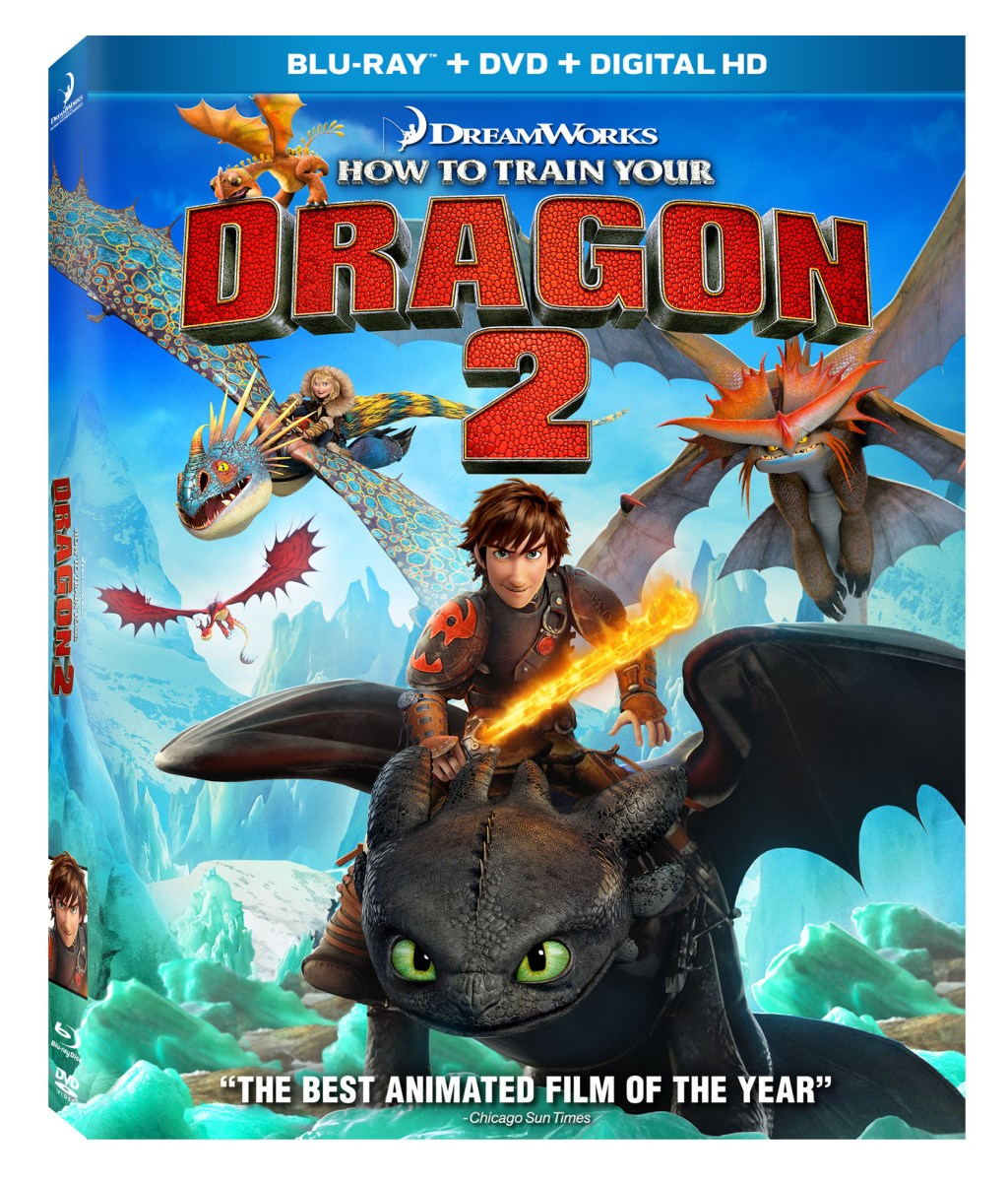 How to Train Your Dragon 2 Arrives Soon!