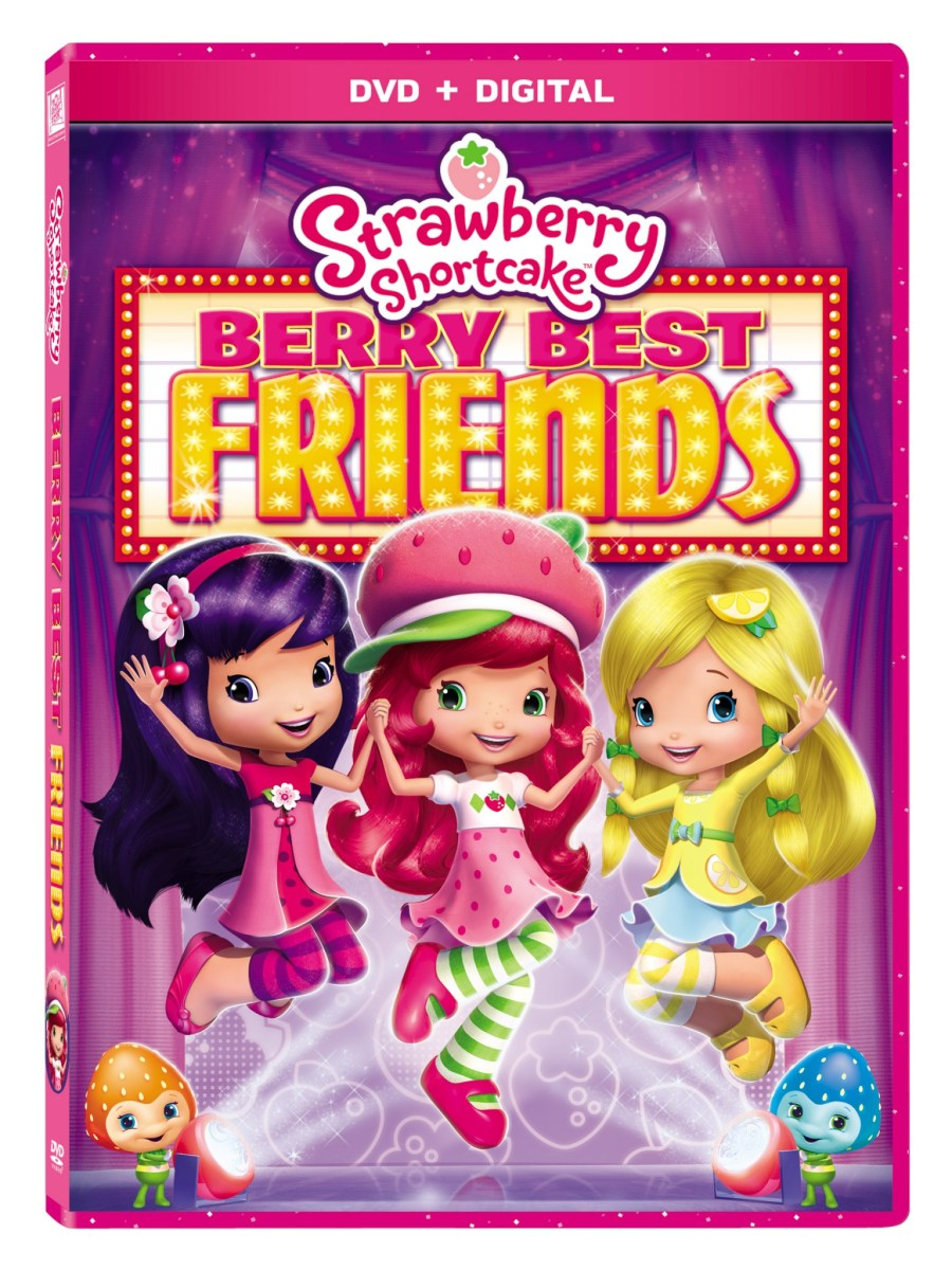 Strawberry Shortcake Berry Best Friends #Giveaway #BerryBestFriends