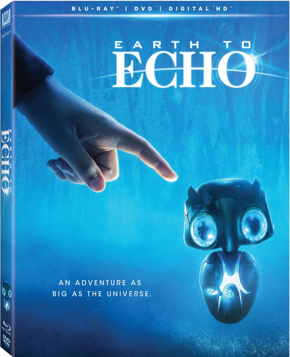 Earth to Echo Blu-ray #Giveaway #EchoInsiders